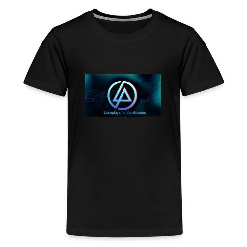 liamplays merch - Teenage Premium T-Shirt