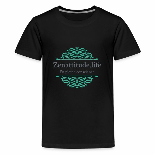 Zenattitude.life - T-shirt Premium Ado