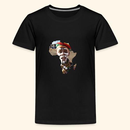 Xhosa Afrika - Teenager Premium T-Shirt