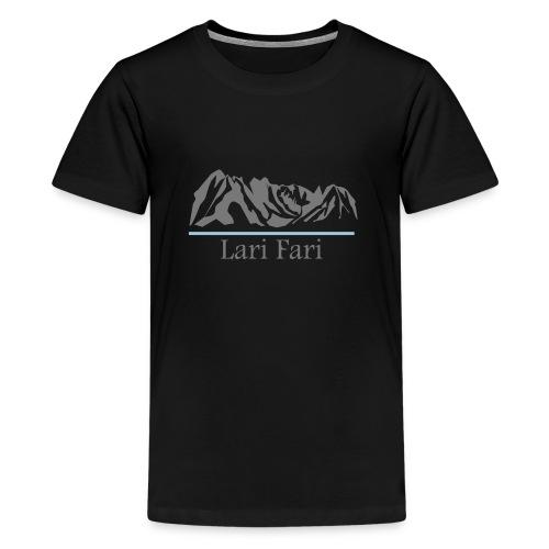 larifari - Teenager Premium T-Shirt