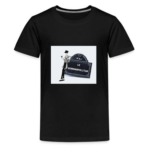 Sac Le Germanopolitan - T-shirt Premium Ado