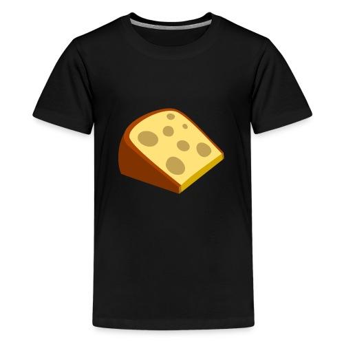 cheese - Teenager Premium T-Shirt