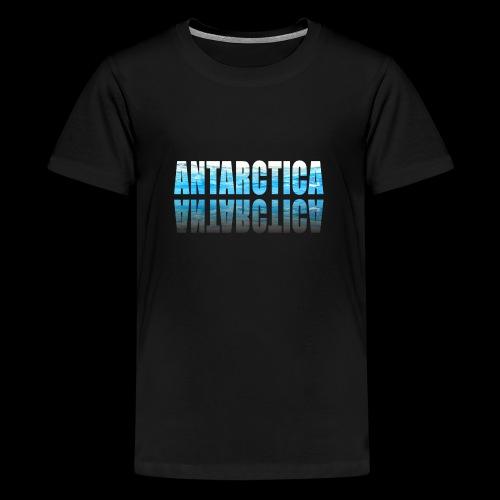 Antarctica - Angelo - T-shirt Premium Ado