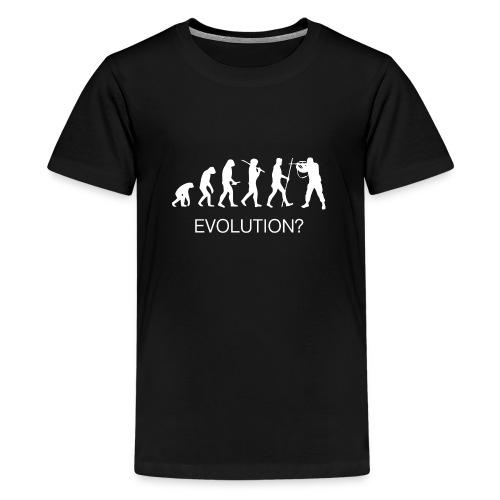 EVOLUTION & Guerres - T-shirt Premium Ado