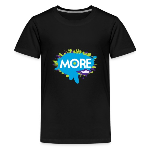 More Radio 2017 - Teenager Premium T-shirt