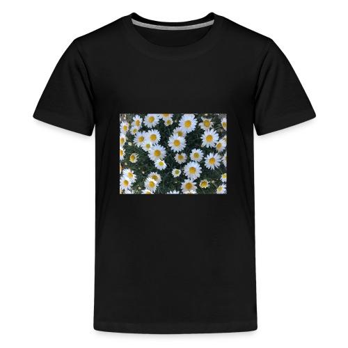 SunFlower-Hoodie alina shop - Teenager Premium T-Shirt