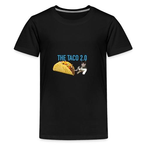 IMG 2232 - Premium-T-shirt tonåring