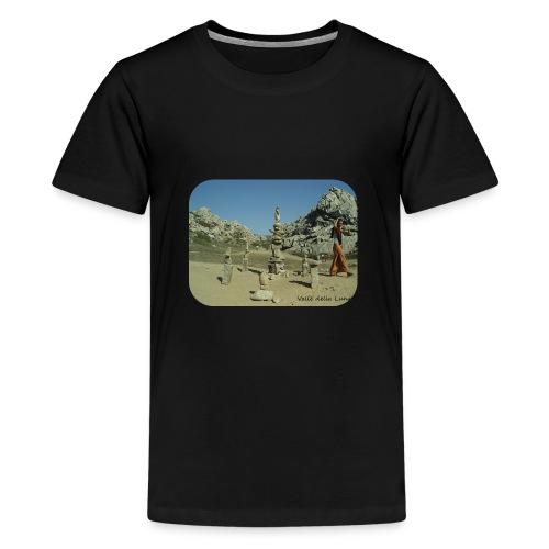 Valle della Luna - Maglietta Premium per ragazzi