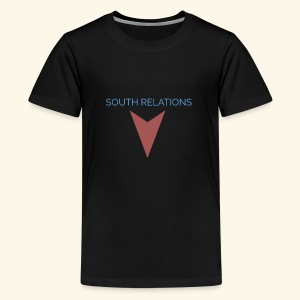 South Relations logo - Teenager premium T-shirt