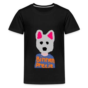 Binnenpretje T-shirts - Teenager Premium T-shirt