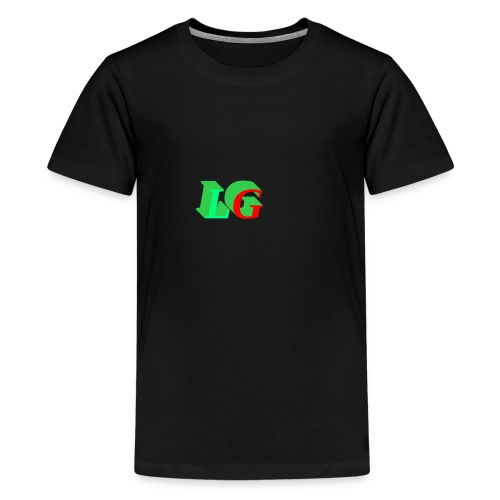 LegendryGamer - Teenage Premium T-Shirt