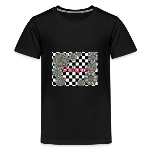 unique - Teenage Premium T-Shirt
