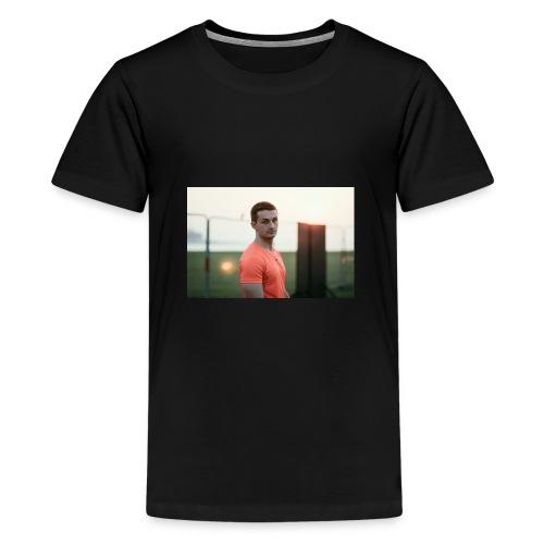 lorenzo maccari - Teenager Premium T-Shirt