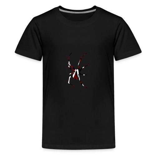 Infected - Premium-T-shirt tonåring