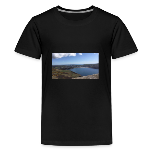 Port Erin - Teenage Premium T-Shirt