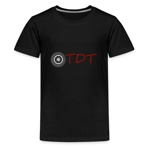 OtdtOfficiel - T-shirt Premium Ado