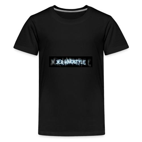 DerHardstyle ONE - Teenager Premium T-Shirt