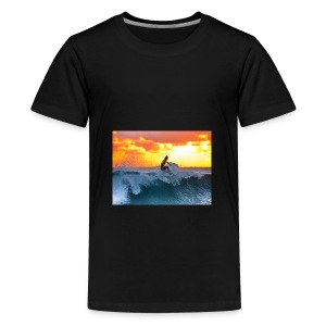 Surfer - Basic Kollektion - Teenager Premium T-Shirt