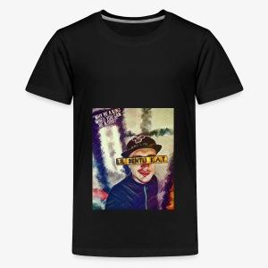 LiL BENTLi K.A.T. - Teenager premium T-shirt