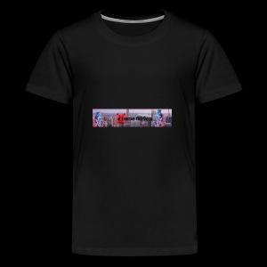 eXtreme fli99ers tryck på en tröja. - Premium-T-shirt tonåring