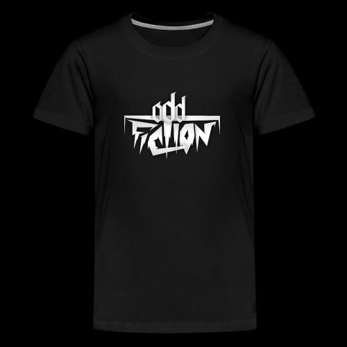 Odd Fiction Logo - T-shirt Premium Ado
