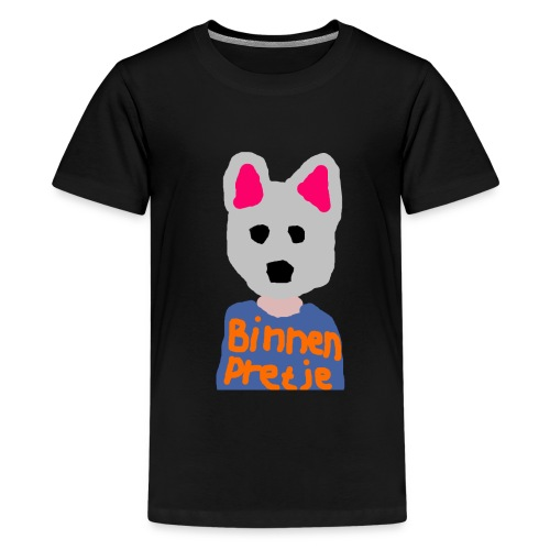Binnenpretje T-shirts - Teenager Premium T-shirt