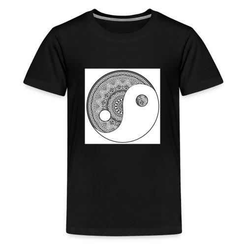 2 Sites - Teenager Premium T-Shirt