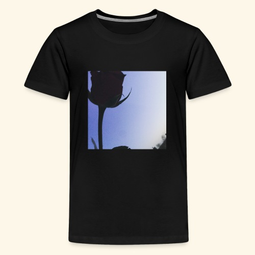 Rose - Teenage Premium T-Shirt