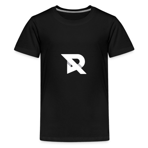 RubiiDesigns X WhiteT - Teenager premium T-shirt