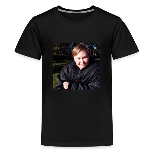 Tim - Premium-T-shirt tonåring