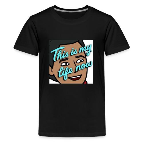 Jay young youtube x - Teenage Premium T-Shirt