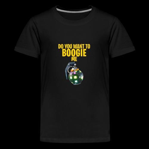BOOGIE - Teenager Premium T-shirt