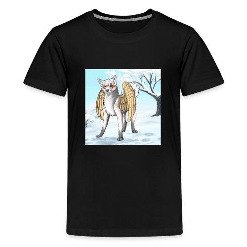 Macht der wölfe - Teenager Premium T-Shirt