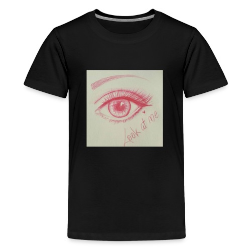 Regard Rouge - T-shirt Premium Ado