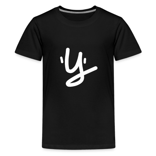 Y - Teenager Premium T-Shirt