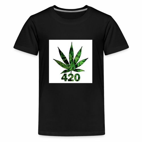 420 - Teenager Premium T-Shirt