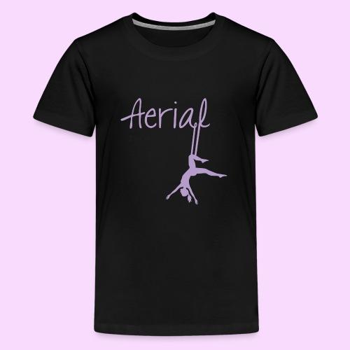 Aerial - Teenager Premium T-Shirt