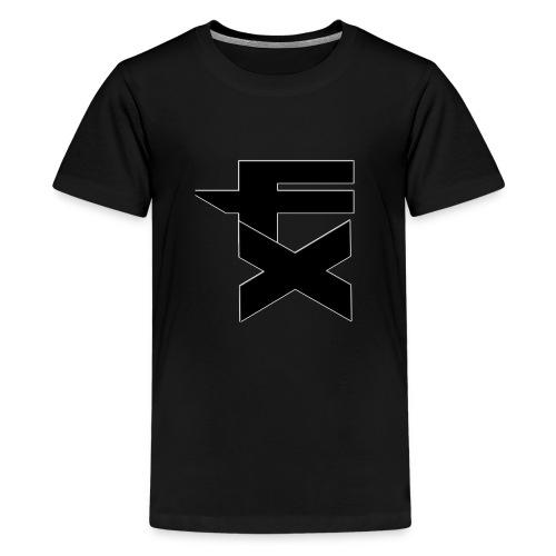 Frexce genser - Premium T-skjorte for tenåringer