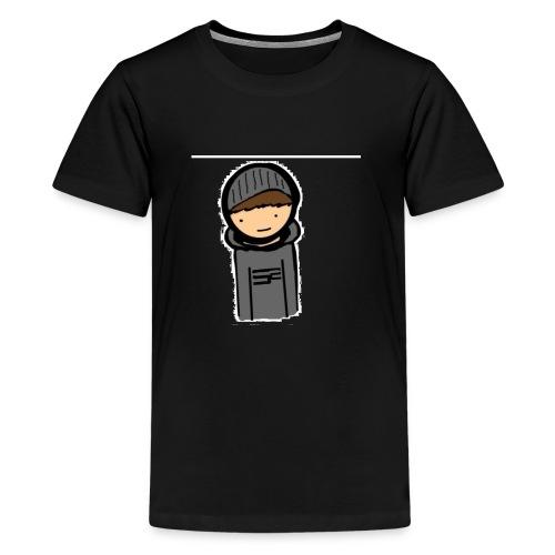 Pooppte - Teenager Premium T-shirt