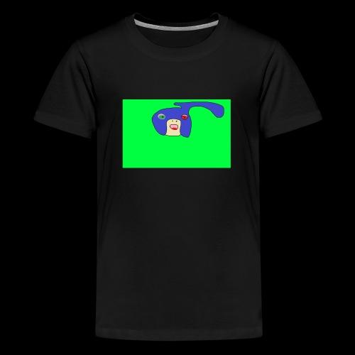 Drunk or something? - Premium-T-shirt tonåring