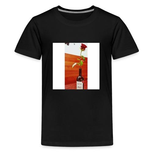 purcari rose - Teenage Premium T-Shirt
