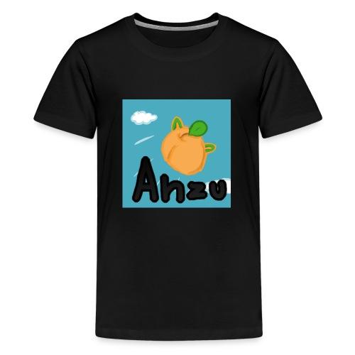 Aprikose - Teenager Premium T-Shirt