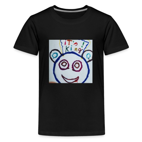 de panda beer - Teenager Premium T-shirt