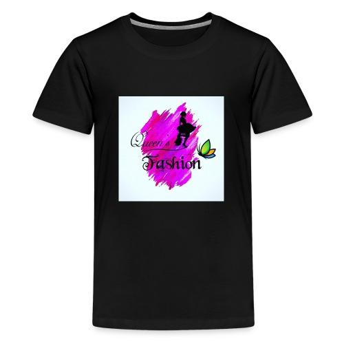 IMG 20180317 213544 602 - Teenage Premium T-Shirt