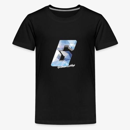 Germanlobbys Merch - Teenager Premium T-Shirt