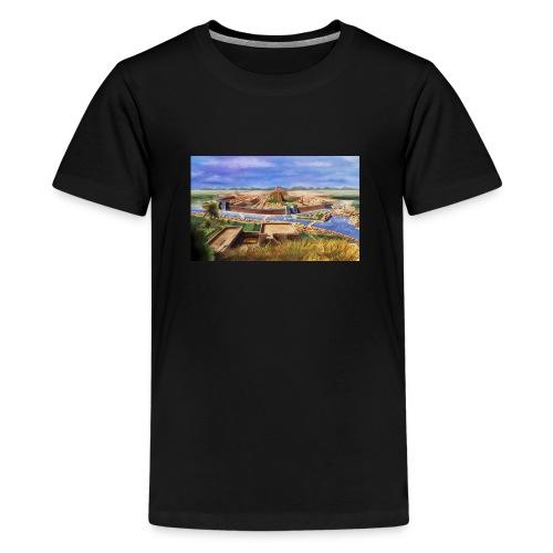 photo - T-shirt Premium Ado