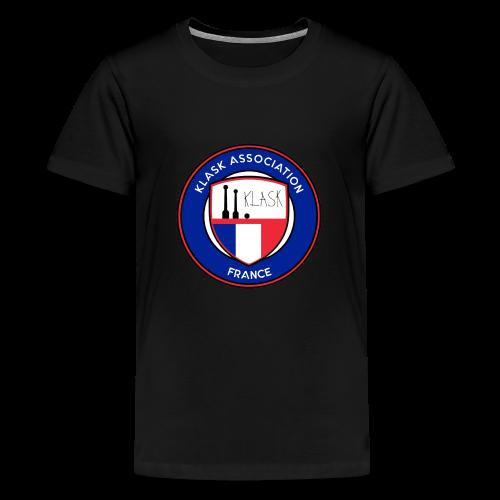 logo klask france 9 - T-shirt Premium Ado