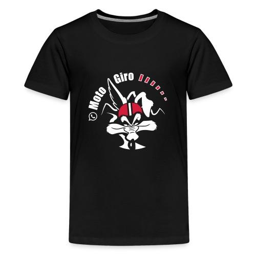 MotoGiro cm 30 retro - Maglietta Premium per ragazzi