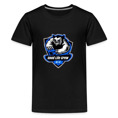 GLC Logo - Teenager Premium T-Shirt