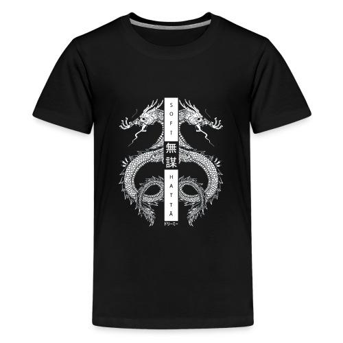 DRAGON - T-shirt Premium Ado
